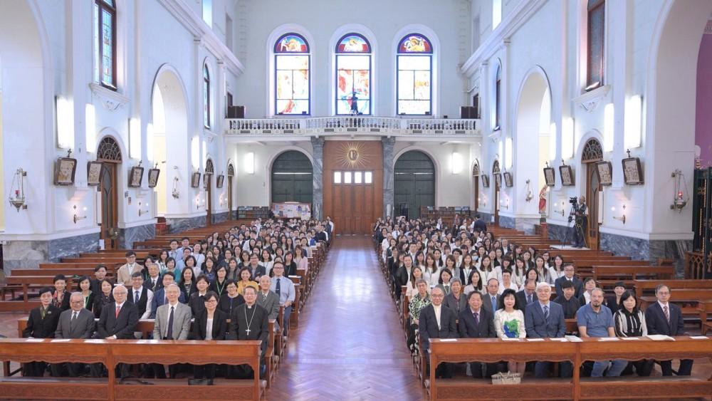 港澳教區直屬學校締結友好學校
