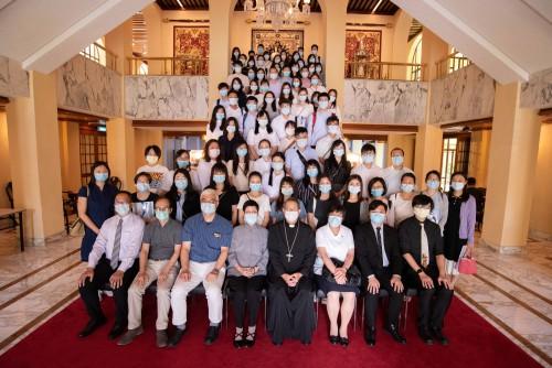天主教澳門教區直屬學校新入職教師迎新會