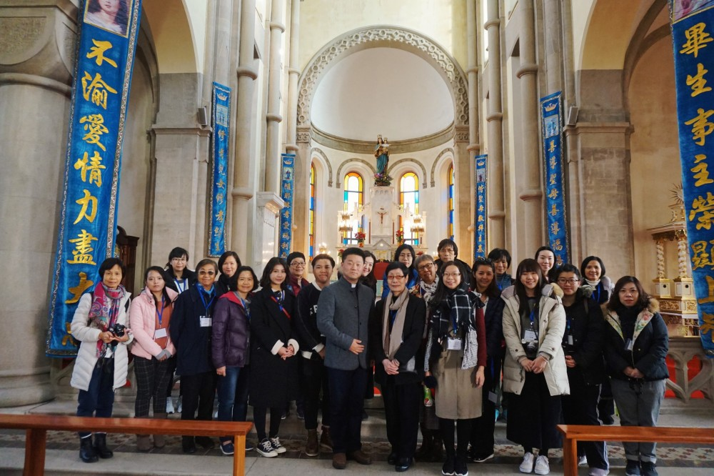 教區教委會舉辦「仁愛實踐之旅」─ 上海藝術及文化教育學習團