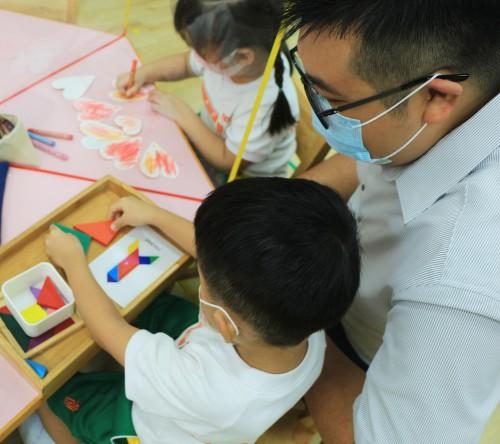 融合教育入校支援服務